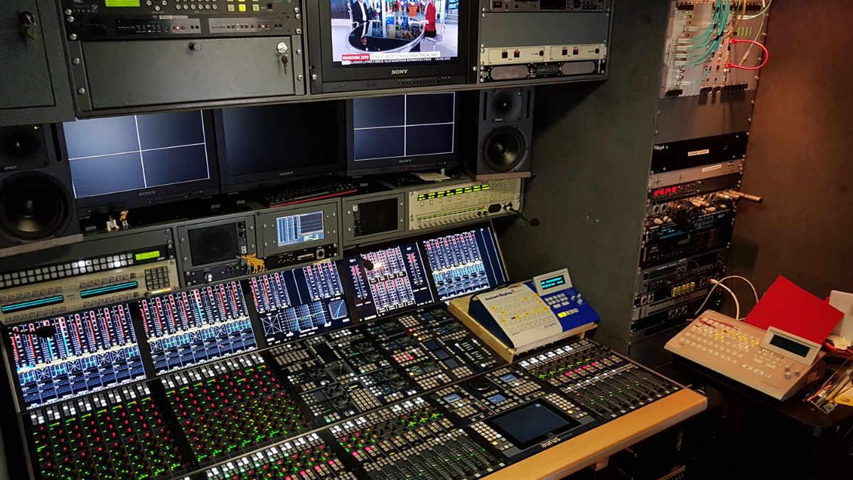 Stage Tec liefert sechs AURUS platinum zur RAI