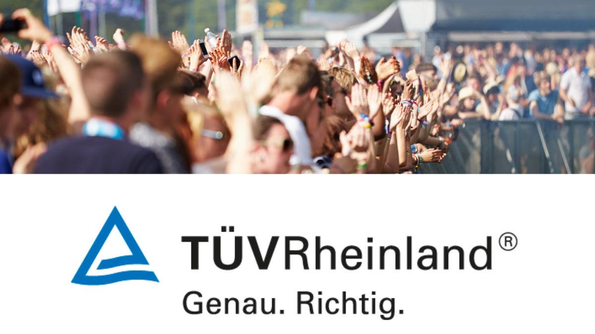 TÜV Rheinland Akademie veranstaltet die Fachtagung Veranstaltungssicherheit