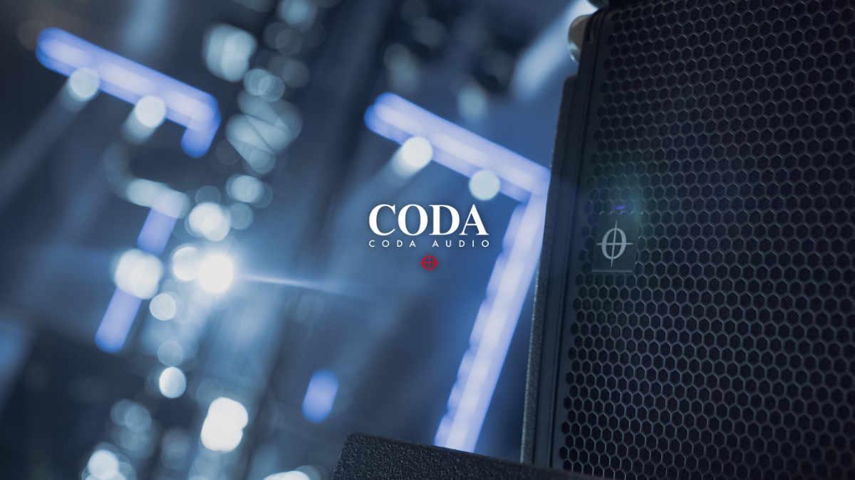 TEQSAS ist Distributionspartner von CODA Audio