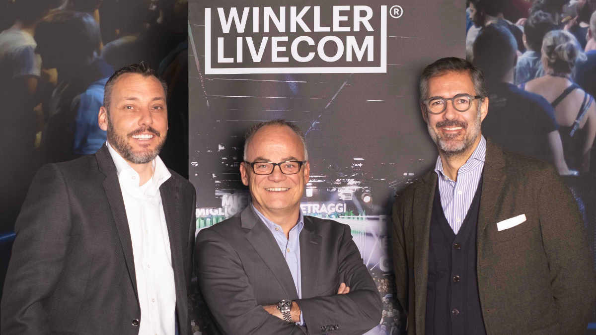 Management Buy Out der Winkler Livecom AG