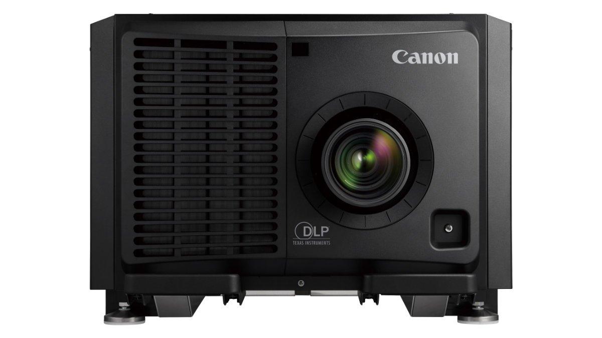 Canon stellt 4K DLP-Laserprojektor LX-4K3500Z vor