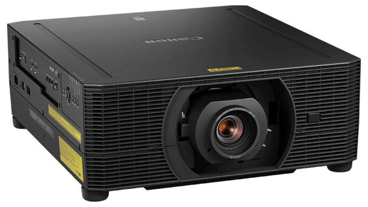 Canon kündigt weiteren 4K-Projektor an