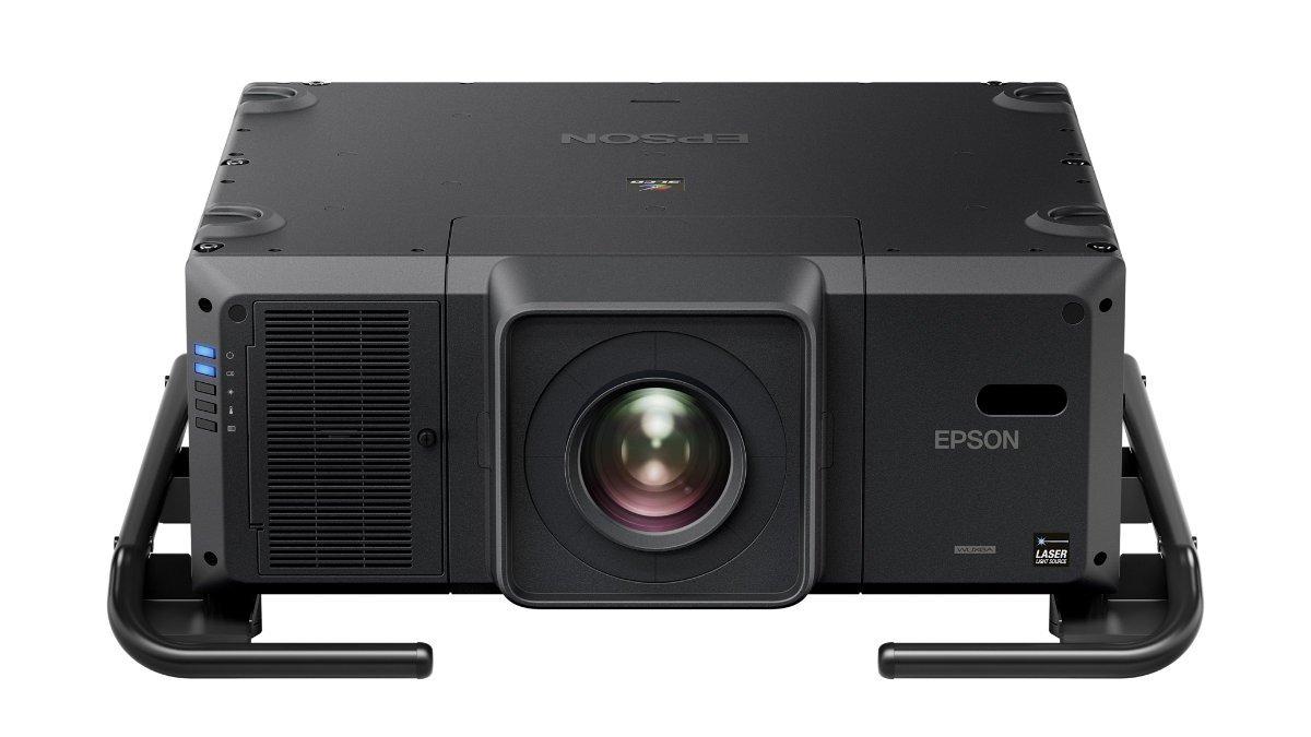 Epson zeigt neuen Laserprojektor EB-L30000U auf der ISE