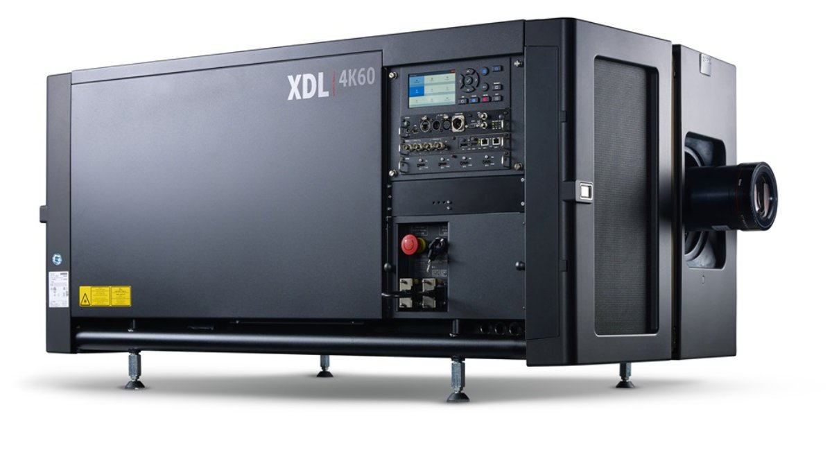 Der Barco XDL-4K75 feiert Premiere in der Schweiz