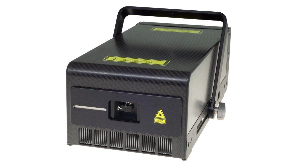 Laserworld vertreibt PHAENON accurate Showlasersysteme
