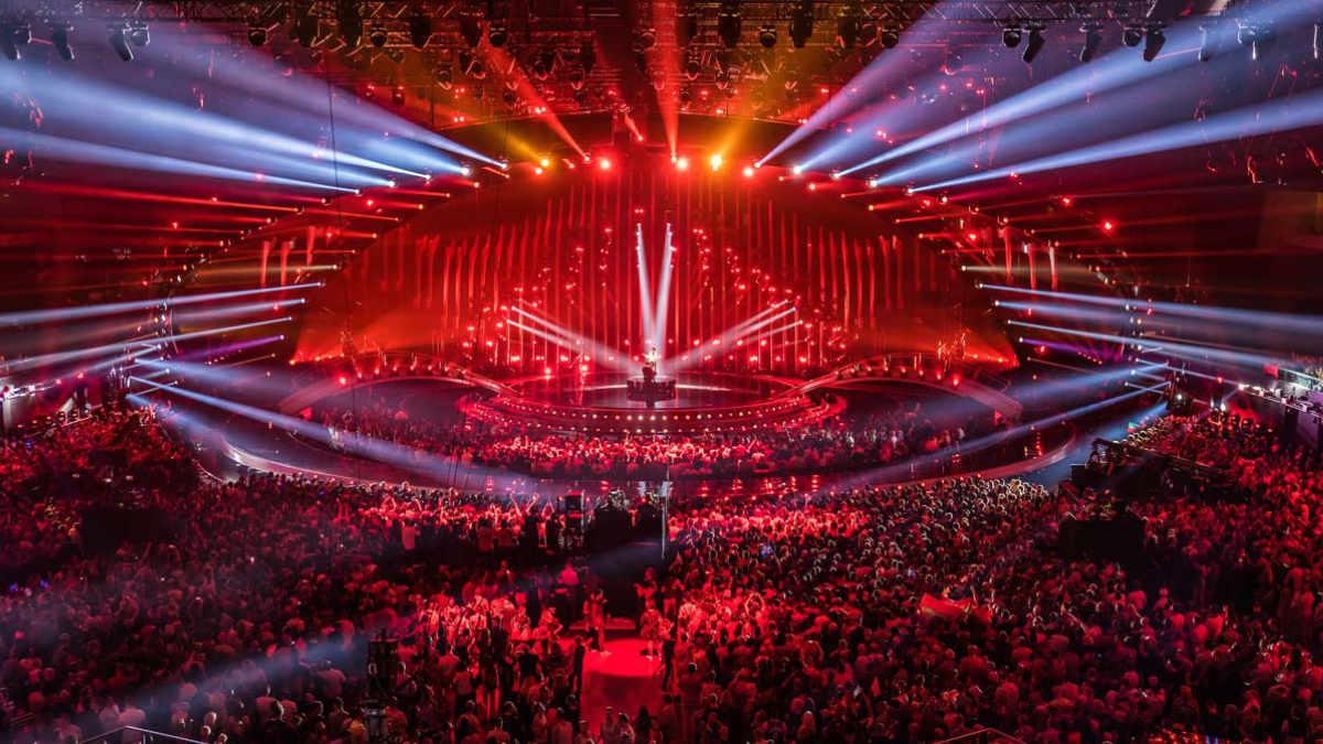 Osram ist Lichtpartner des Eurovision Song Contest
