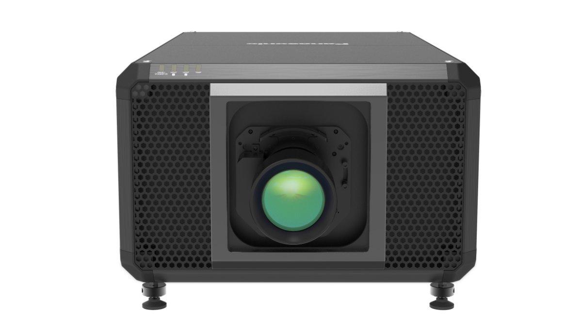 Panasonic kündigt PT-RQ50K Laserprojektor mit nativer 4k Auflösung und 50.000 Lumen an