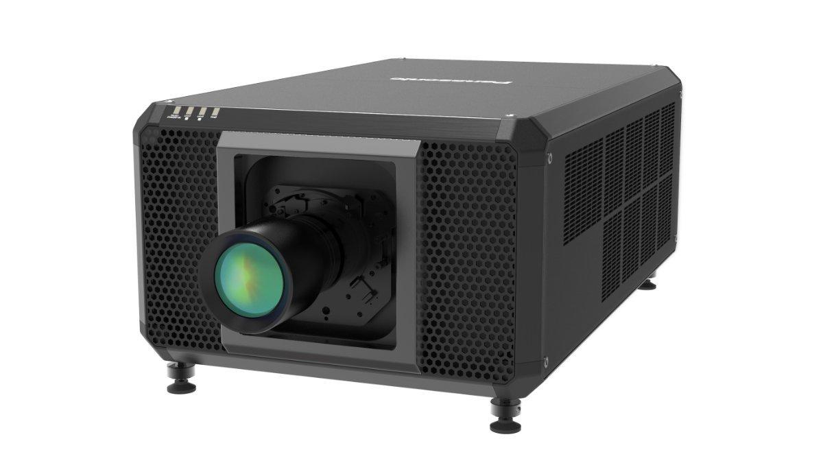 Panasonic launcht kompakten PT-RQ50K Laser-Projektor mit 50.000 Lumen und 4K