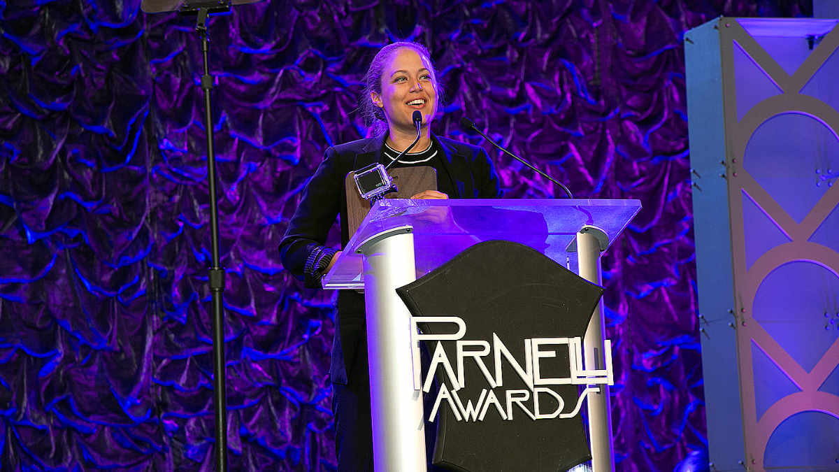 Parnelli Award für Maverick MK Pyxis