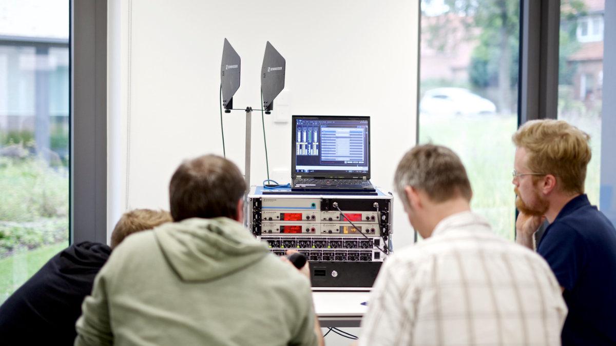 Sennheiser Sound Academy gibt neue Termine bekannt