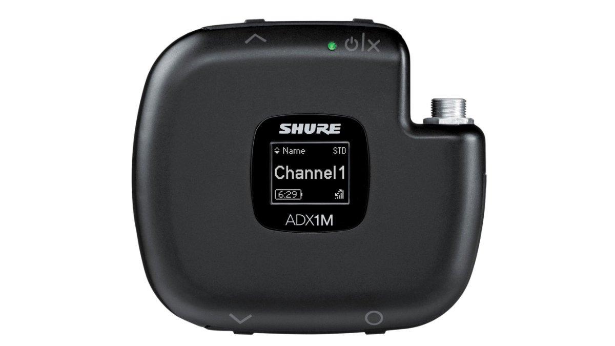 Shure ADX Sender sind ab sofort erhältlich