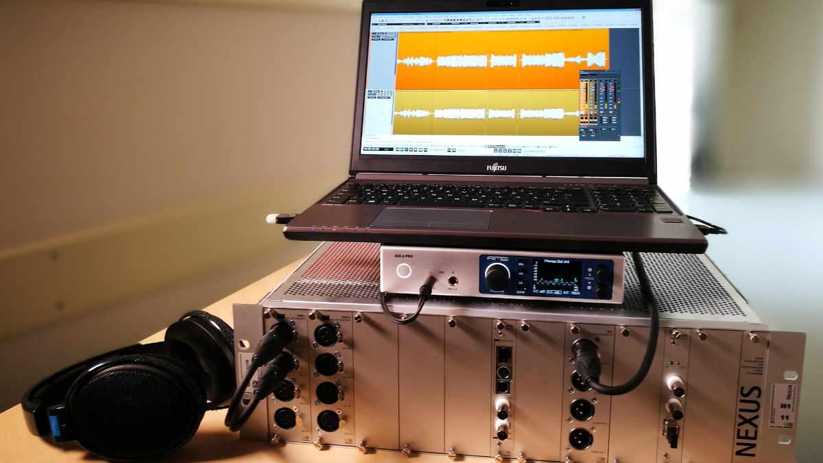 Stage Tec XMICplus digitalisiert historische Aufnahmen der Berliner Philharmoniker