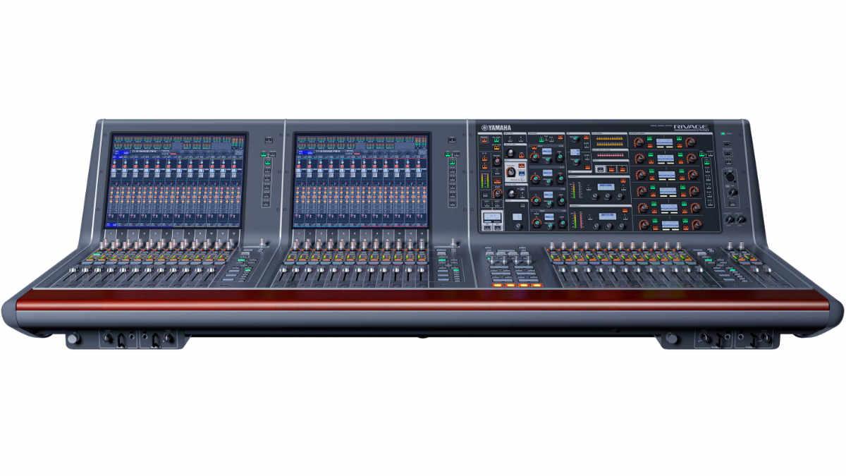 Yamaha präsentiert das Firmware-Update RIVAGE PM V3.0