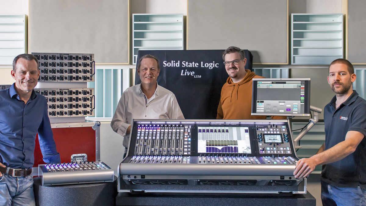 Audio Pro ist neuer Vertrieb von Solid State Logic in Deutschland