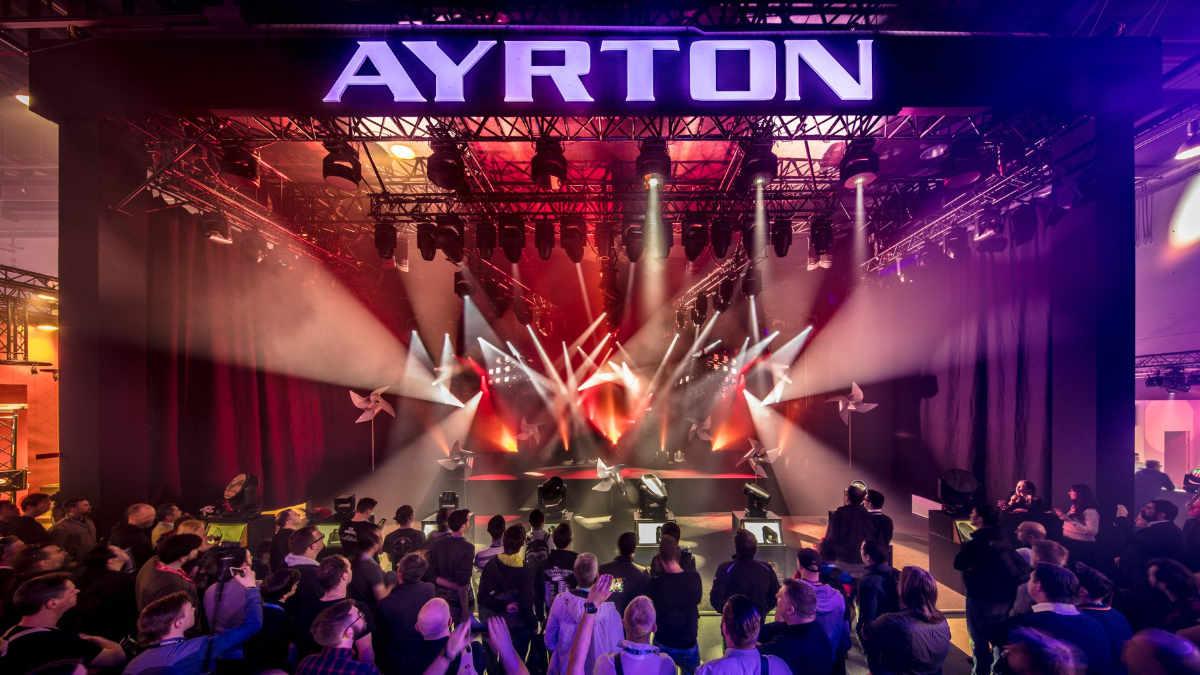 Ayrton auf der Prolight + Sound