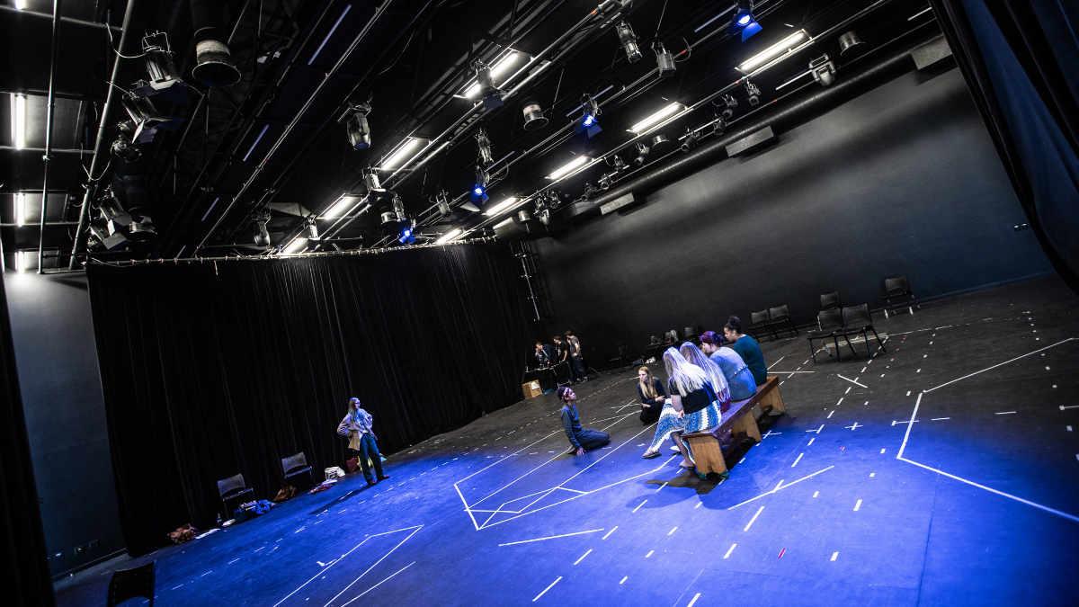 Beleuchtungssysteme von ETC für den Adam Small Theatre Complex