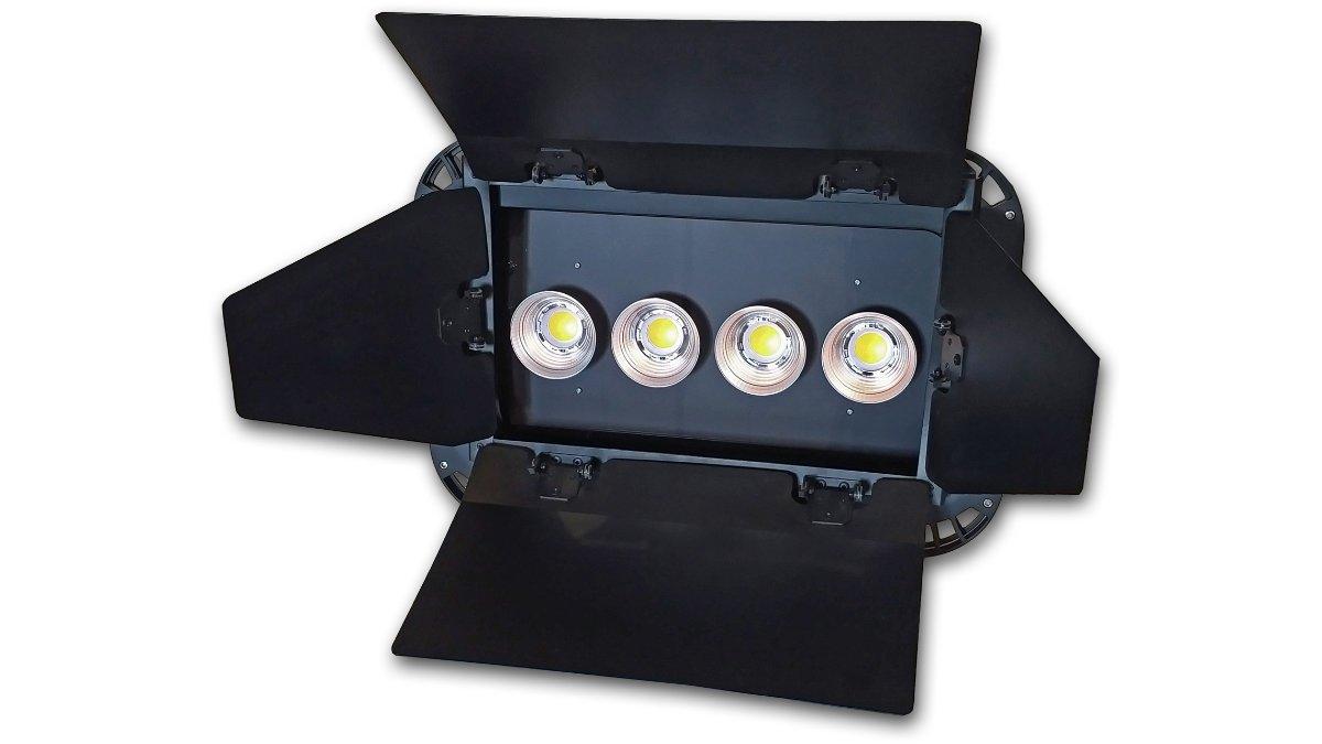 Feiner Lichttechnik auf der Prolight + Sound