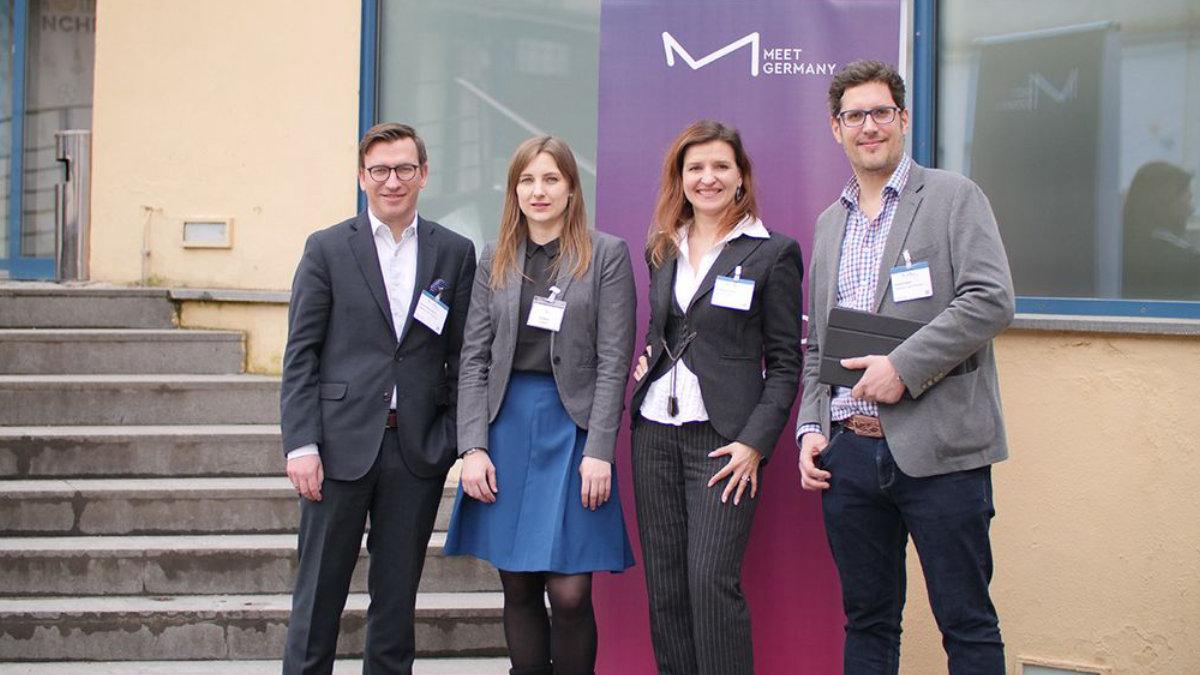 Gahrens + Battermann ist Partner der MEET GERMANY SUMMITS