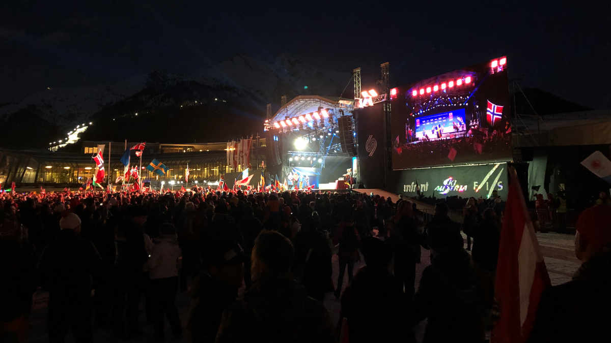 Getec stattet die Nordische Ski WM Seefeld aus
