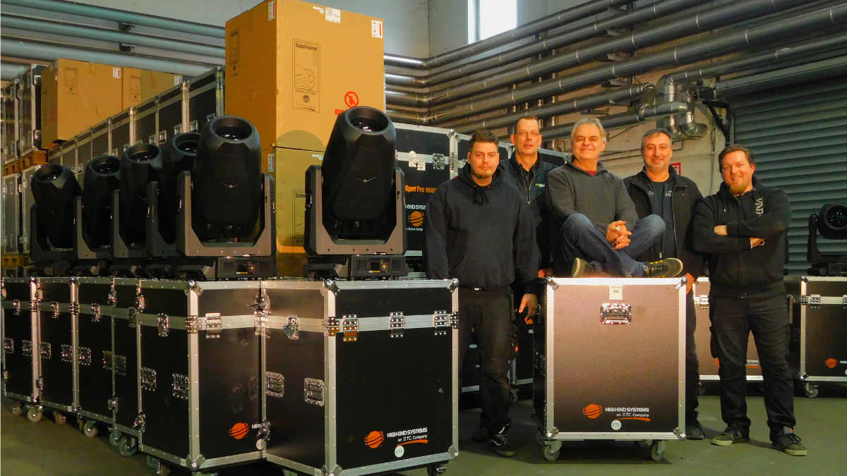 HELi Showequipment investiert in SolaFrame 3000