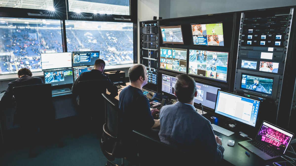 TSG Hoffenheim modernisiert Stadionregie mit Blackmagic