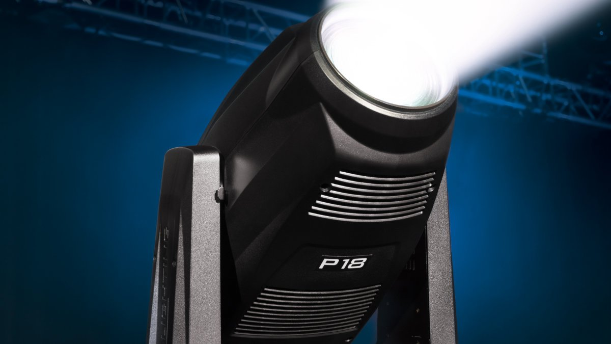 JB-Lighting P18 Wash ab sofort erhältlich
