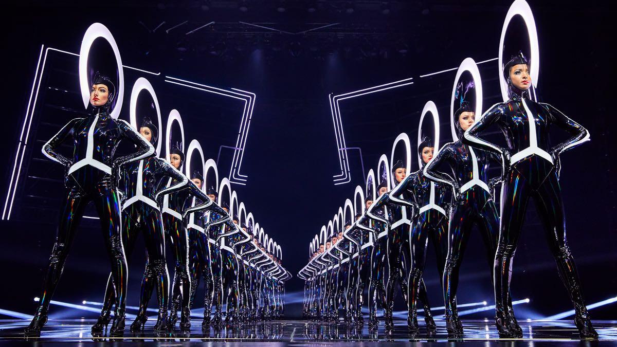 Die technischen Highlights der VIVID Grand Show