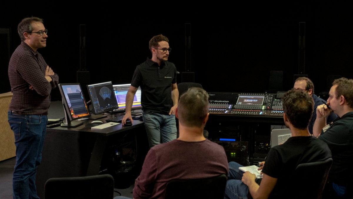 L-Acoustics startet sein L-ISA Schulungsprogramm