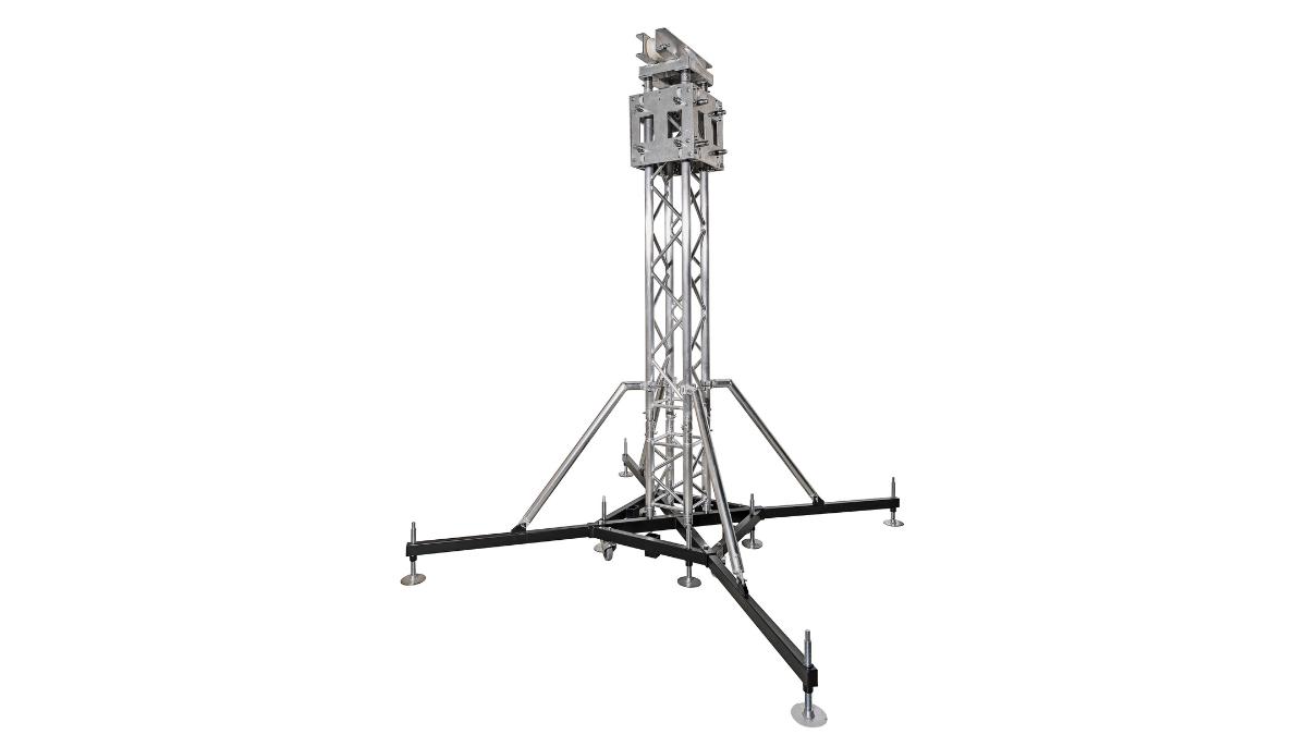 LITECRAFT TRUSS stellt LT1 Tower und PA Tower vor