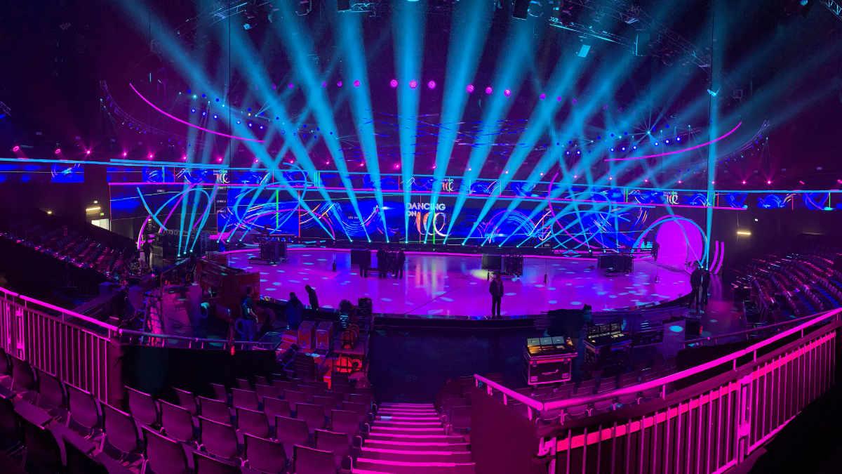 mdc licht.gestalten setzt bei Dancing on Ice auf ArKaos Studio 4K und Smarty Hybrid
