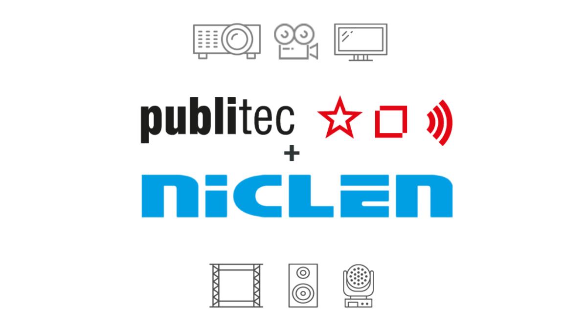 NicLen und publitec kündigen Kooperation an