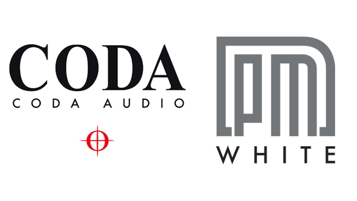 CODA Audio und PM WHITE kooperieren im Bereich Festinstallation