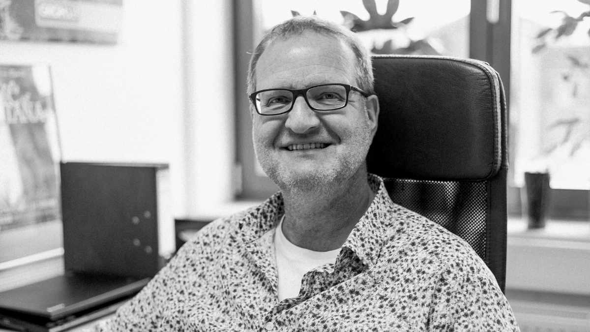 Gerd Schlüter verstärkt Groh-P.A. Distribution