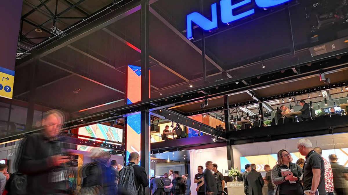 Gahrens + Battermann und NEC Display Solutions Europe kooperieren