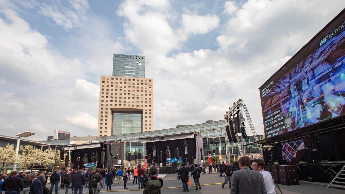 Prolight + Sound: Messe Frankfurt zieht Bilanz