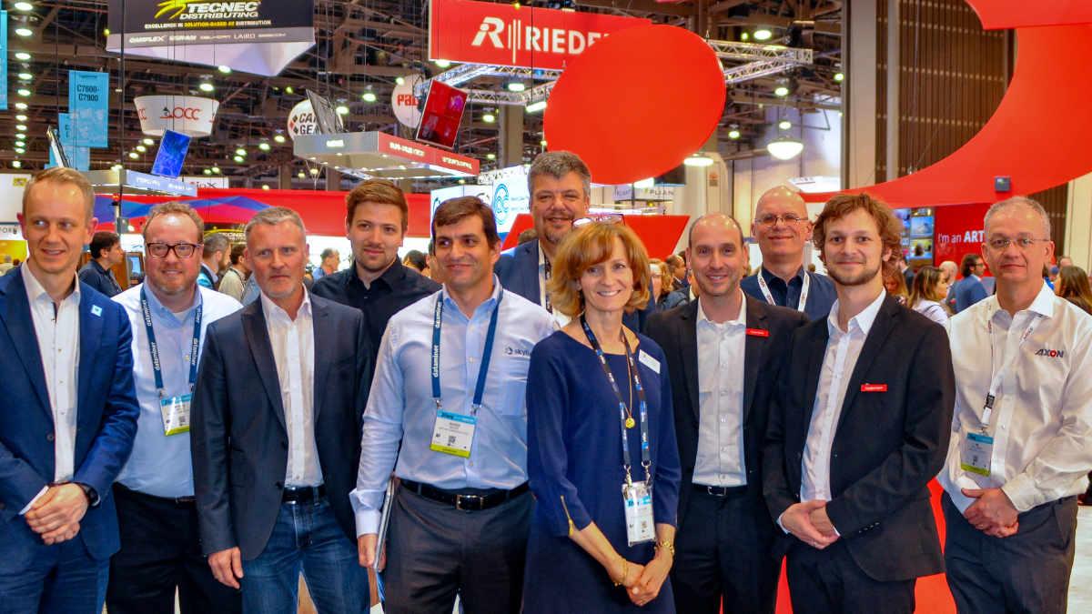 Riedel stellt eine neue Control Panel App für SmartPanels der 1200er Serie vor