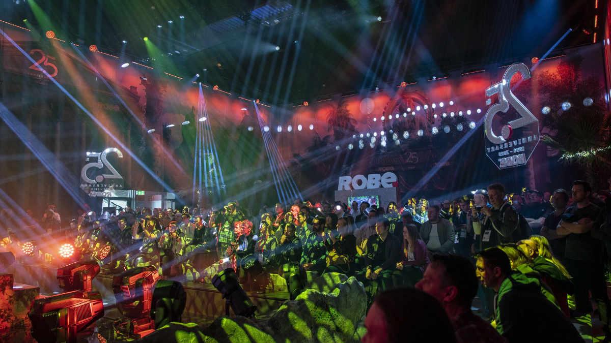 Erfolgreiche Prolight + Sound für ROBE