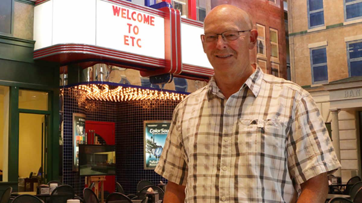 Dick Titus ist neuer CEO von ETC