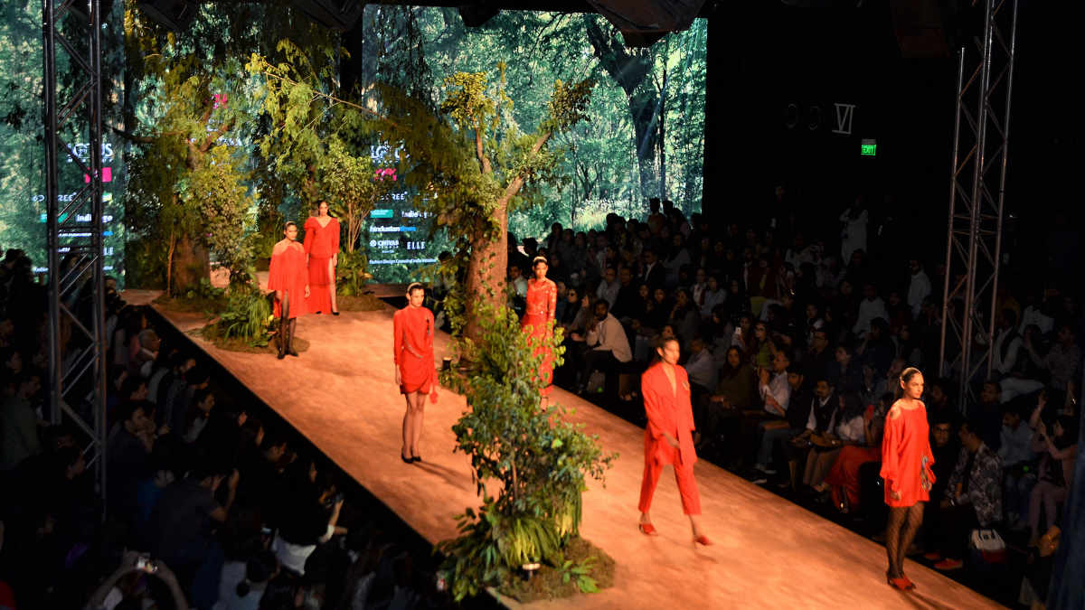 ETC setzt India Fashion Week in Szene