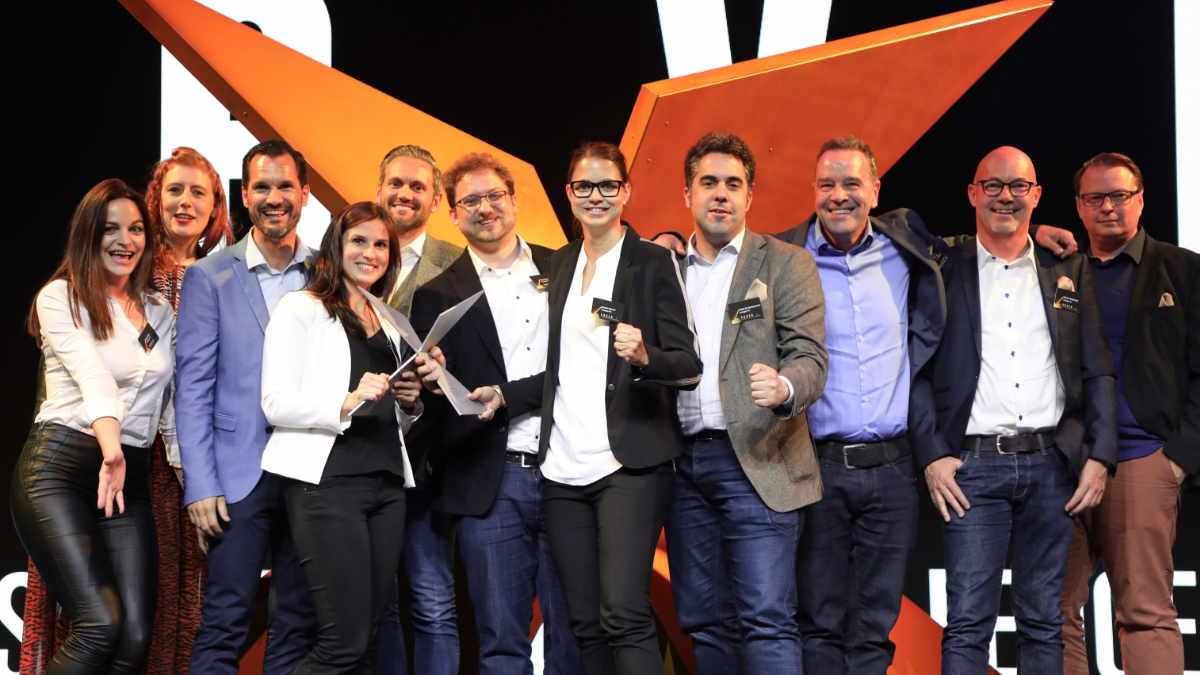 Habegger gewinnt Silber beim Xaver Award 2019