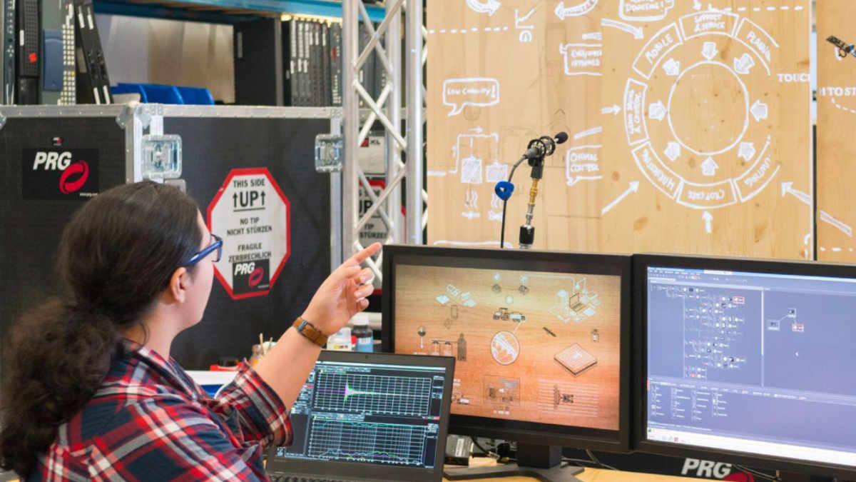 PRG fasst Forschung und Entwicklung in PRG Innovation zusammen
