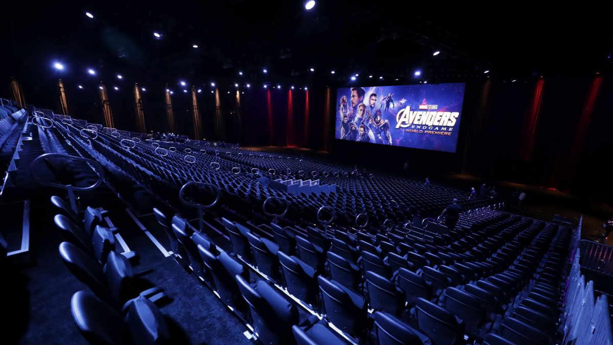 QSC beschallt die Avengers: Endgame Premiere