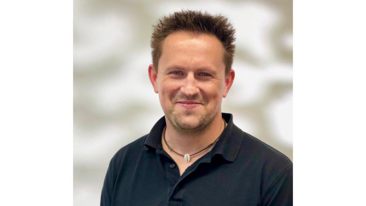 Andreas Bock verstärkt den Support von ROBE Deutschland