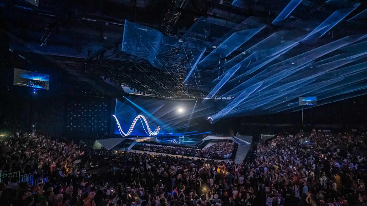 Sennheiser beim Eurovision Song Contest 2019