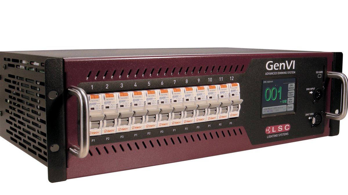 schoko pro setzt auf GenVI von LSC Lighting Systems
