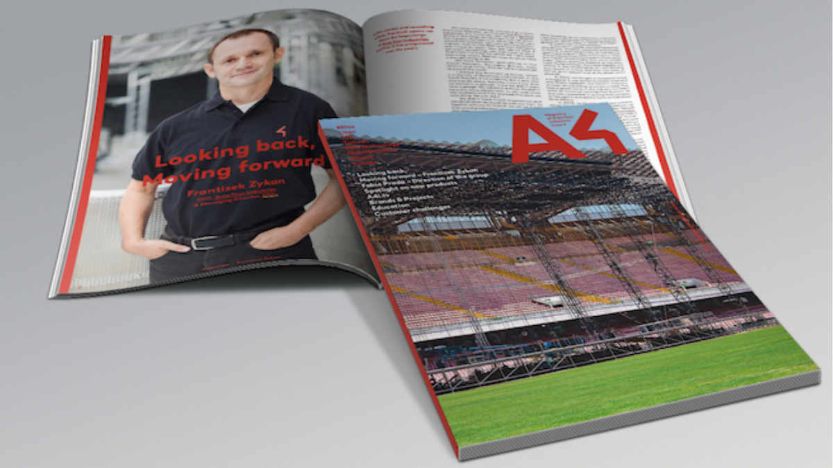 Area Four Industries bietet Kundenmagazin zum Download an