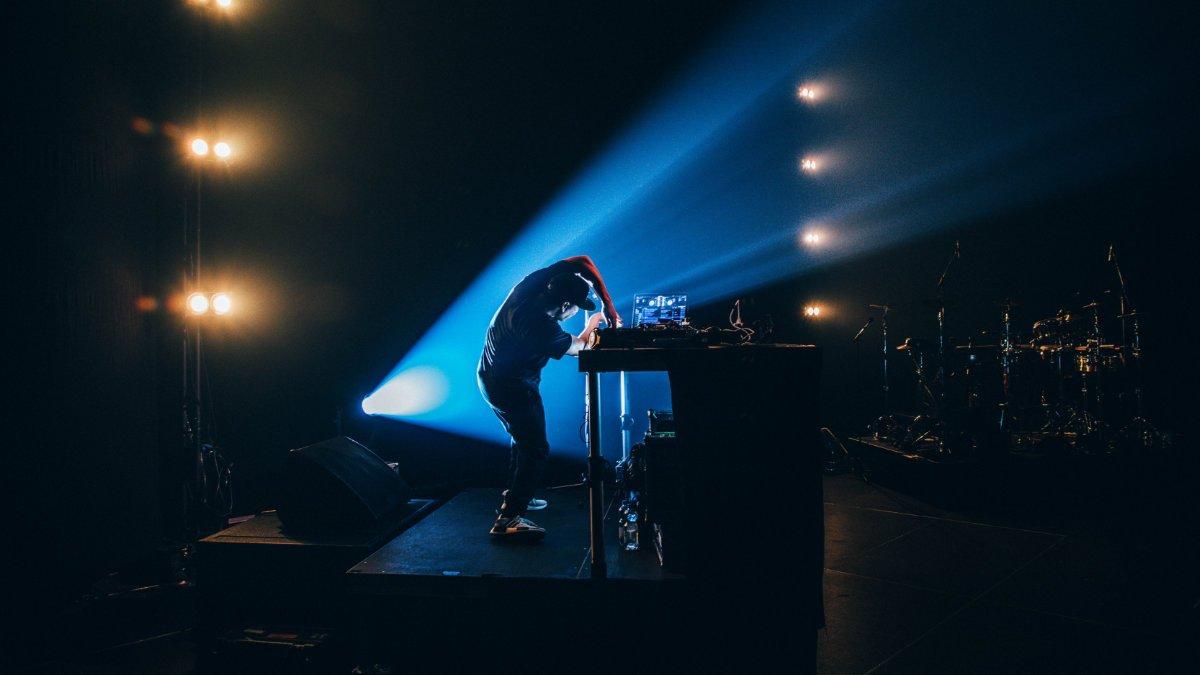 Stefan Gunkel setzt bei  Cypress Hill auf Vari-Lite