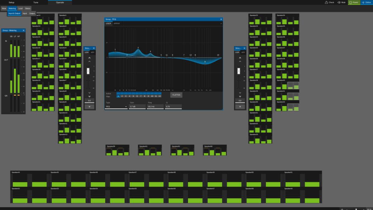 Dynacord stellt neue SONICUE Sound System Software vor