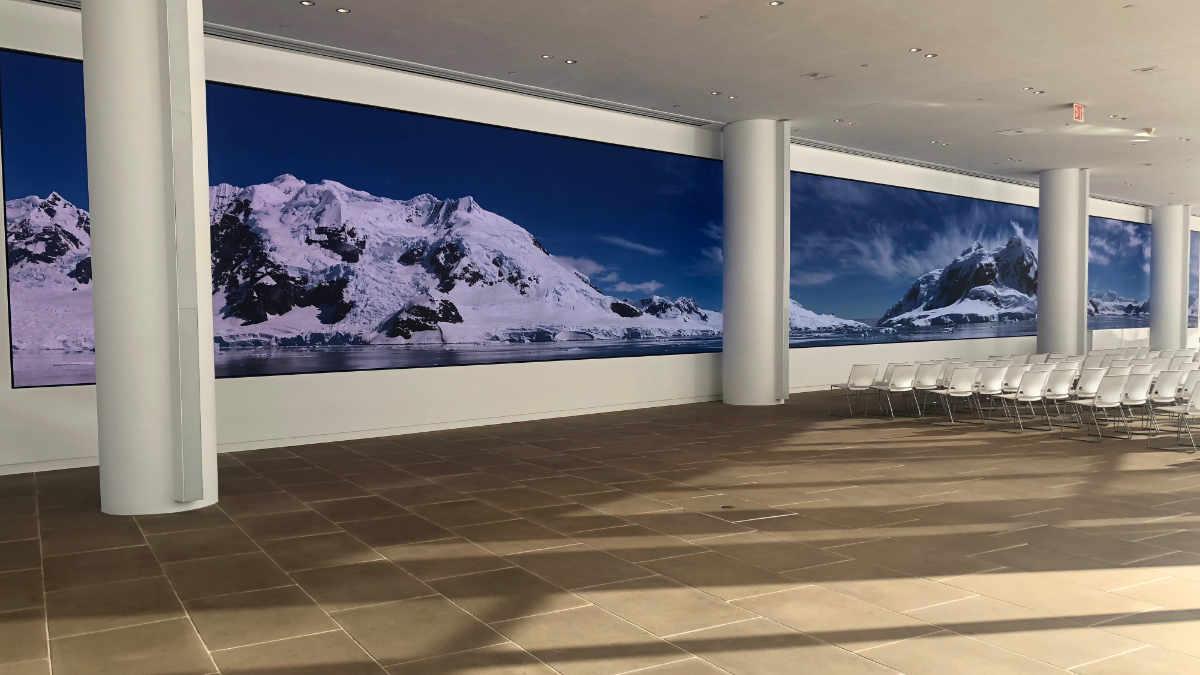 IAC setzt auf Christie CorePlus LED Videowände und Spyder X80