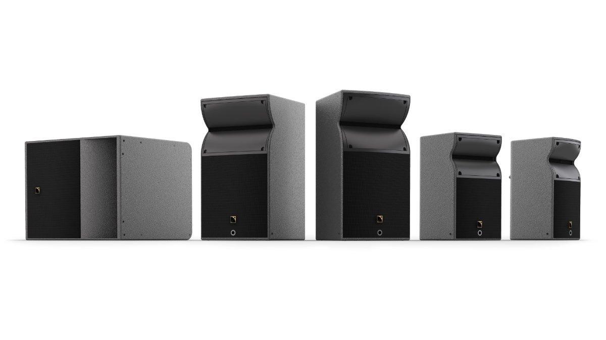 L-Acoustics erweitert die A Serie um Varianten für die Festinstallation